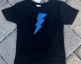 Lightning Bolt Toddler T-shirt LAST ONE