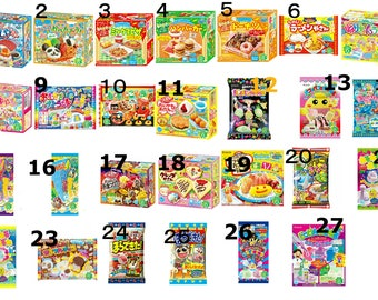 Kracie, Popin Cookin,  Coris, Japanese DIY candy, Japanese Candy buy online, Cheap Japanese Candy online, Popin Cookin wholesale