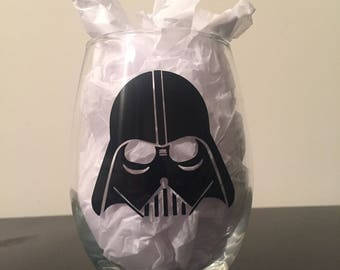 Darth Vader Glass
