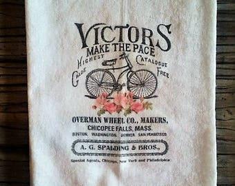 Bicycle Flour Sack Towel