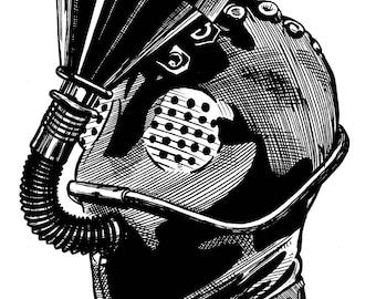 Funnel head