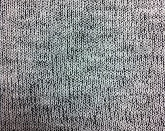 """Polyester Spandex Vintage Sweater Knit Solid Design 52/54"""" Wide Fabric- by the yard/bulk"""