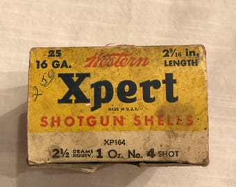Xpert 16 Ga. Shotgun Shell BOX
