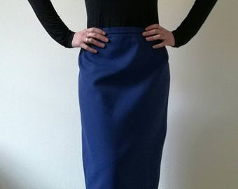 Skirt waist high right Vintage 80's