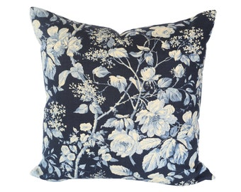 Brandy Floral designer pillow covers - Made to Order - Ralph Lauren
