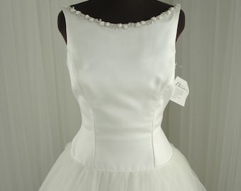 Vintage Tulle Ballgown by House of Bianchi NWT