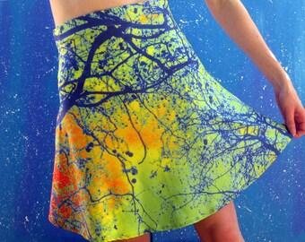 skirts for women, girls skirt, green skirt, summer skirt, summer dress, pretty skirt, unusual skirts, bright clothing, colorful skirt, cute