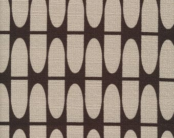 Half Life Brown - In Theory Collection Organic Cotton BARKCLOTH collection by Jessica Jones for Cloud9Fabric (5208.52.00.90)