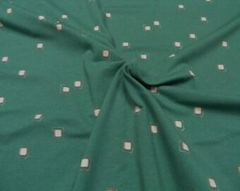 Jersey • Art Gallery • Artisan • Pyrography North • Cotton Jersey Knit Fabric 0.54yd (0,5m) 002729