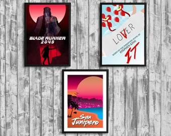 Any 3x Prints of Your Choice | Money Saving Offer Discount | Poster Print Design | A0 A1 A2 A3 A4
