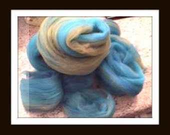 Sheep/Alpaca Birdsnest Rovings