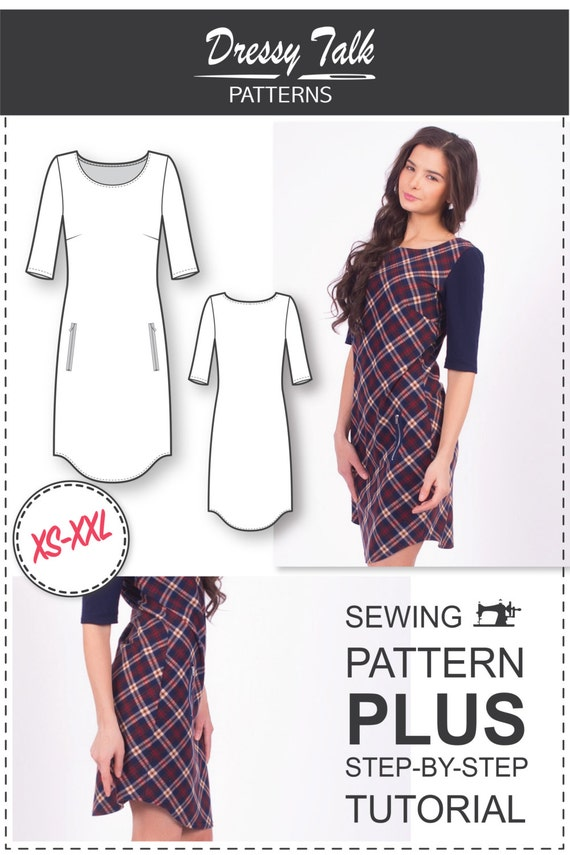 Dress Patterns - Womens Sewing Patterns - Dress Patterns for Women ...