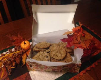 Fall Cookie Gift Box