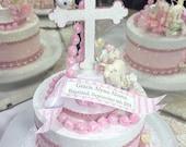 Baptism Cake Topper, Keep...