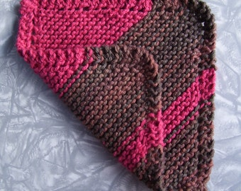 Dishcloth/washcloth, Knit Washcloth/Dishcloth, Housewarming Gift, Spa Gift