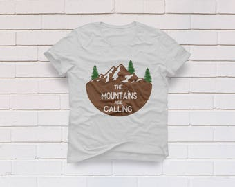 Mountains are calling svg, Mountains svg, Adventure svg, Splash, Space, Mountain svg, Cricut, Cameo, Cut file, Clipart, Svg, DXF, Png, Eps