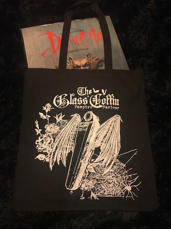 The Glass Coffin Records Tote