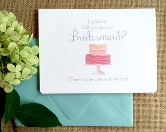 Will you be my Bridesmaid funny card, funny bridesmaid card, funny will you be my bridesmaid card, personalized cards, maid of honor card