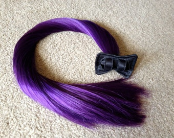 Purple Horse tail (20-24in long)