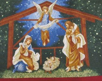 Nativity Advent Calendar, Christmas