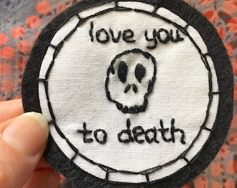 Creepy Patch: Love You To Death
