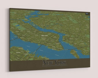 Middle earth pin etsy new york city map united states map broad city travel map usa map print city map anniversary gift middle earth mapworld map wall art gumiabroncs Images