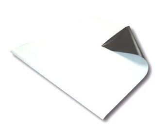 """Magnetic Dry Erase WHITE BOARD 17"""" x 11"""" For Fridge. FREE shipping!"""