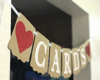 Cards & Gifts banner/ Wedding reception decoration/ wedding banner/ Cards Banner/ Gifts Banner