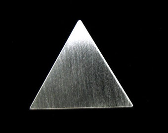 Stevie Nicks Style 925 Pyramid Triangle Pendant ONLY - no chain - Bohemian Chic Pendants, Symbols and Egyptian Triangle Pyramid  Pendant,