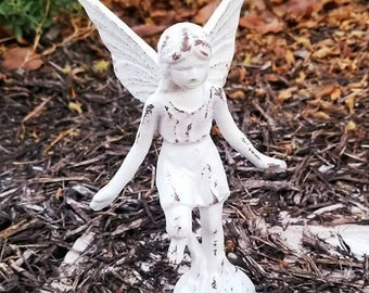 Fairy, Fairy Decor, Fairy Garden, Fairy Statues, Garden Decor, Kitchen Decor, Fairy Figurine, Fairy Doll, Small Garden Fairy Accessorie