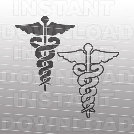 Nursing Symbol Svg File Medical Symbol Svg Commercial