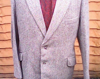 Donegal Tweed Suit.
