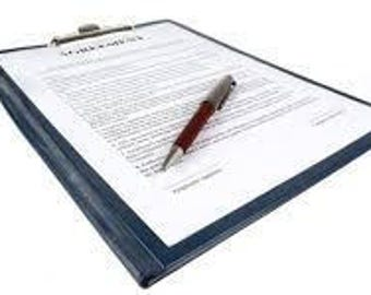 Doula Contract