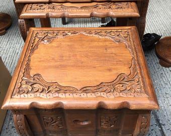 table nest set