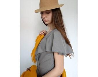 Bohemian maxi dress made to order by Laura Vanvolsem // vintage inspired // BOHEMIAN maxi dress // size us8