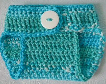 Boy Diaper Cover - Girl Diaper Cover - Newborn Crochet Diaper Cover - Crochet Nappy Cover - Crochet Baby Soaker - Crochet Baby Shower Gift