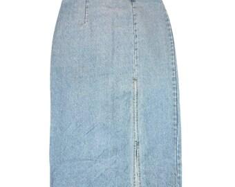 Be Bop Denim Skirt