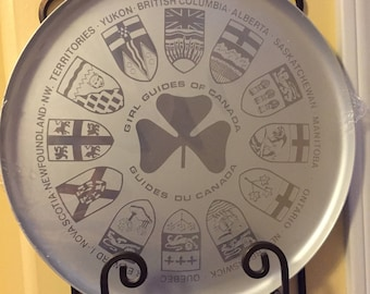 Girl Guides of Canada Tray
