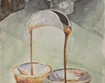 Espresso (print)