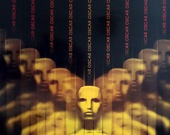 1996 Academy Awards (Oscar) - Original Vintage Poster
