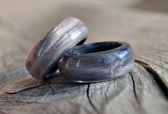 Wood Wedding Band Wood Ring Men Wood Ring Women Wooden