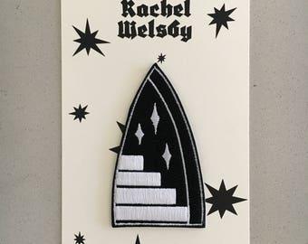 Rachel Welsby Magic Portal Patch