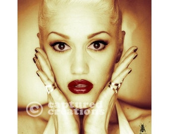 Gwen Stefani 8x10