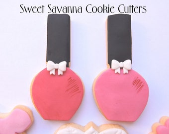 Nail Polish Bottle Cookie Cutter No 3