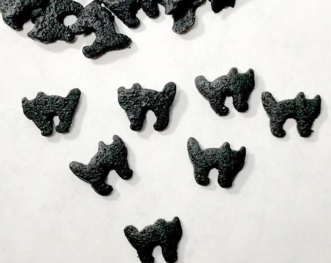 "SPOOKY BLACK CAT Sprinkles, 1/4"", 2 oz"