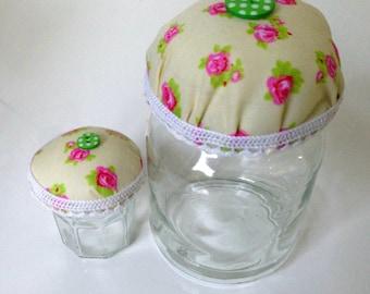 Cupcake Jars Set