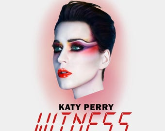 Katy Perry Witness Tour - T-Shirt  or Bodysuit