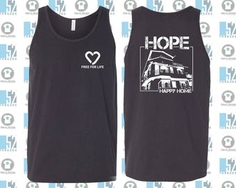 Free for Life International Mens Tank