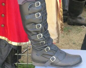 Strider Buckle Boot