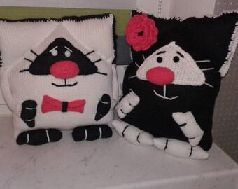 Knitted Kittens